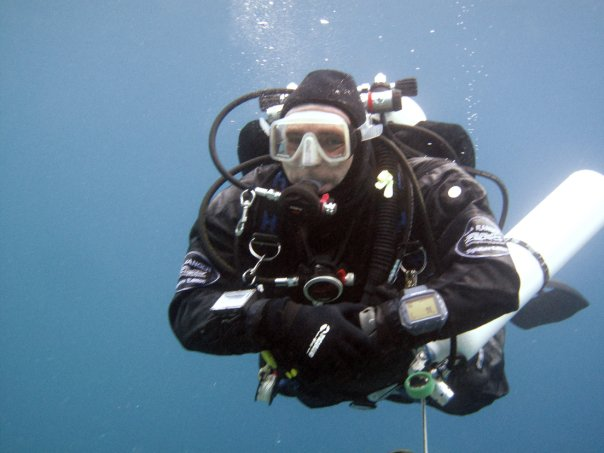 Gabriele Siracusano by GRAVITY ZERO Diving TEAM