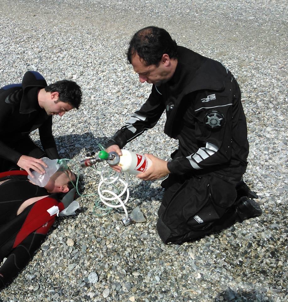 Esercitazione Rescue Megale Hellas