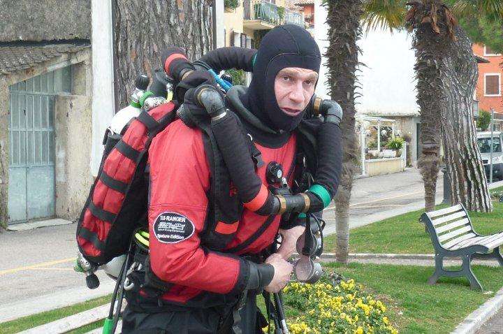 Alberto Cavedon by GRAVITY ZERO Diving TEAM