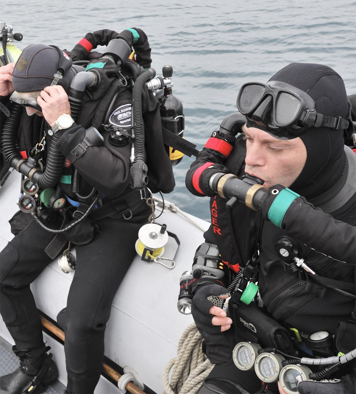 Stefano Barbaresi by GRAVITY ZERO Diving TEAM