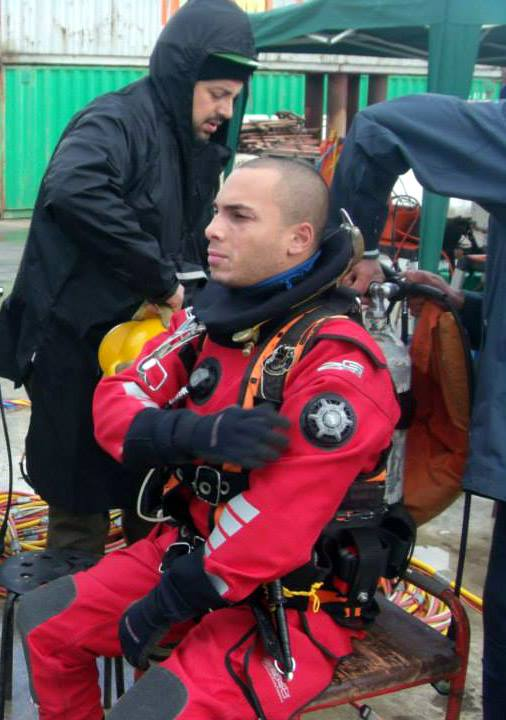 Marco Marrone by GRAVITY ZERO Diving TEAM