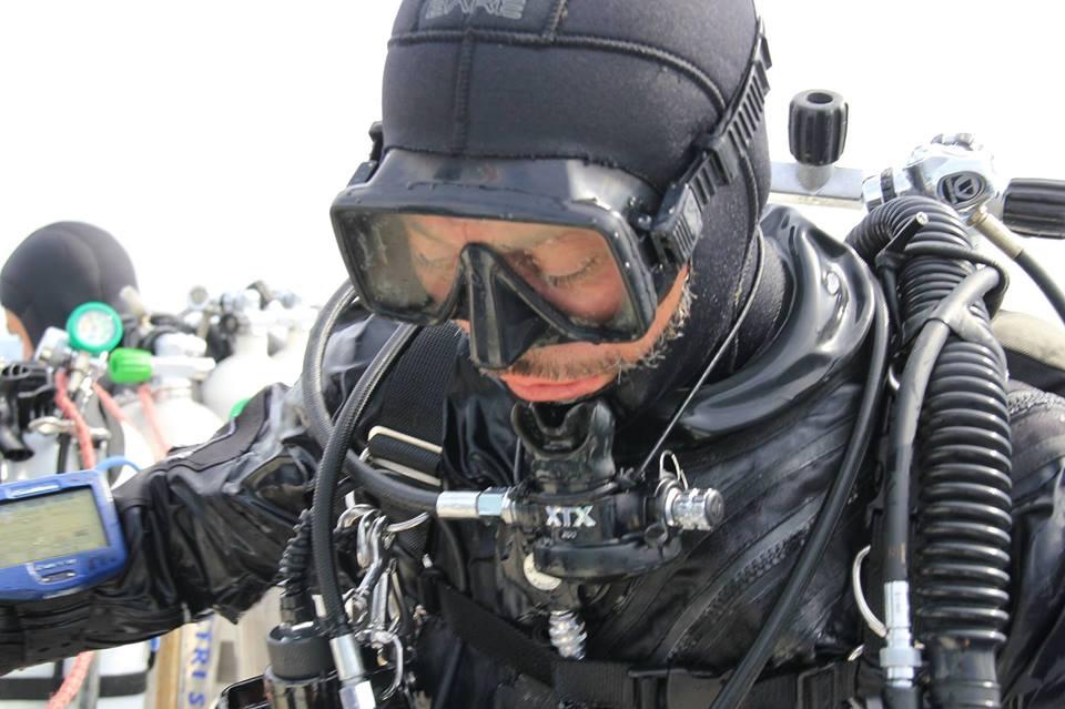 Ivano Avalli by GRAVITY ZERO Diving TEAM