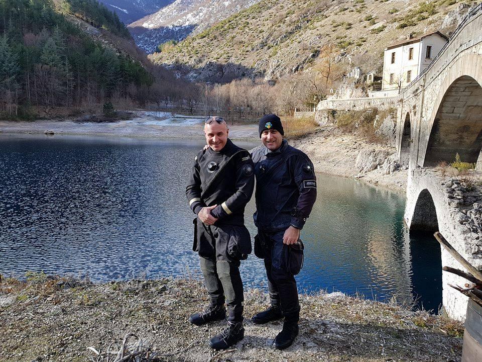 Cristiano Bucci e Alessandro Traut Di Lorenzo