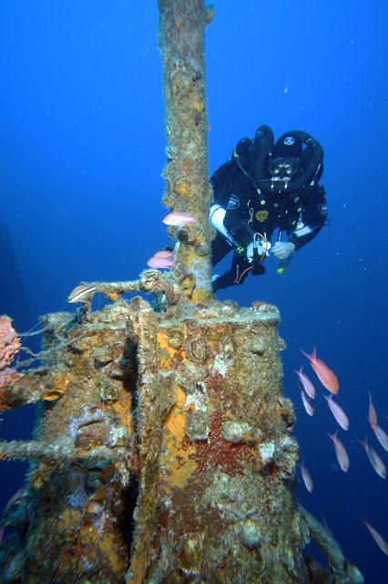 Andrea Lodola by GRAVITY ZERO Diving TEAM