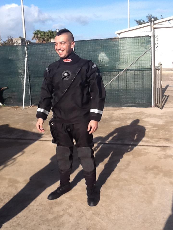 Alessandro Manca by GRAVITY ZERO Diving TEAM