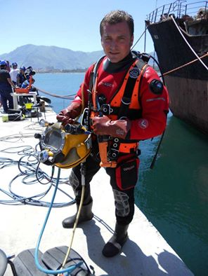 Francesco Costantino by GRAVITY ZERO Diving TEAM