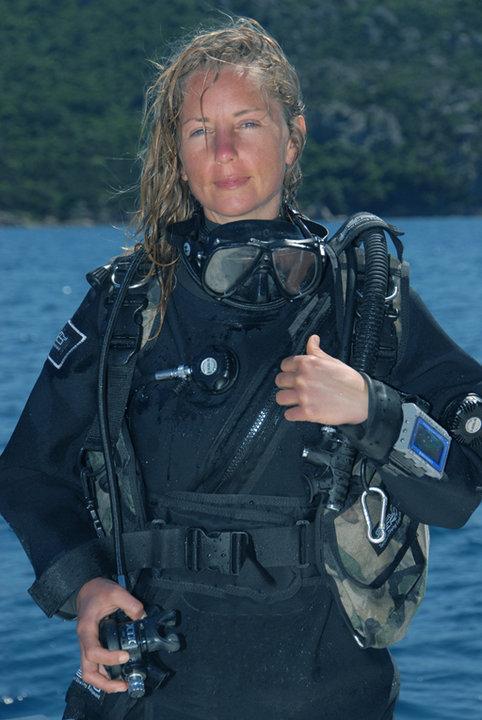Daniela Capone by GRAVITY ZERO Diving TEAM