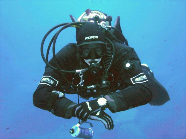 Elisa Veronese by GRAVITY ZERO Diving TEAM