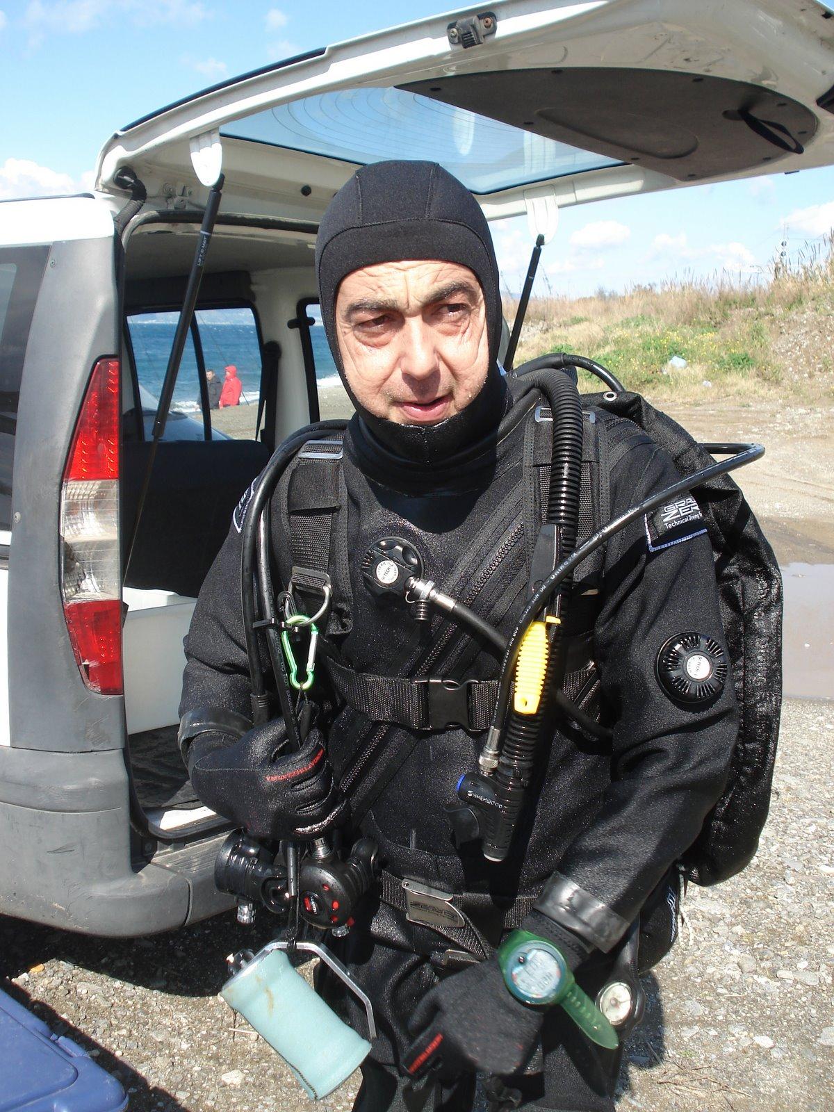 Giuseppe Gaglioti by GRAVITY ZERO Diving TEAM