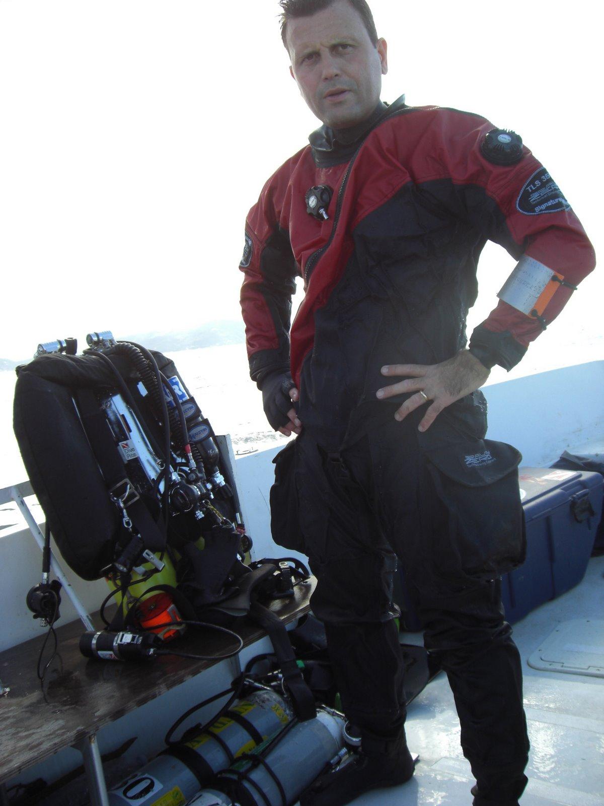 Gianni Calandrelli by GRAVITY ZERO Diving TEAM