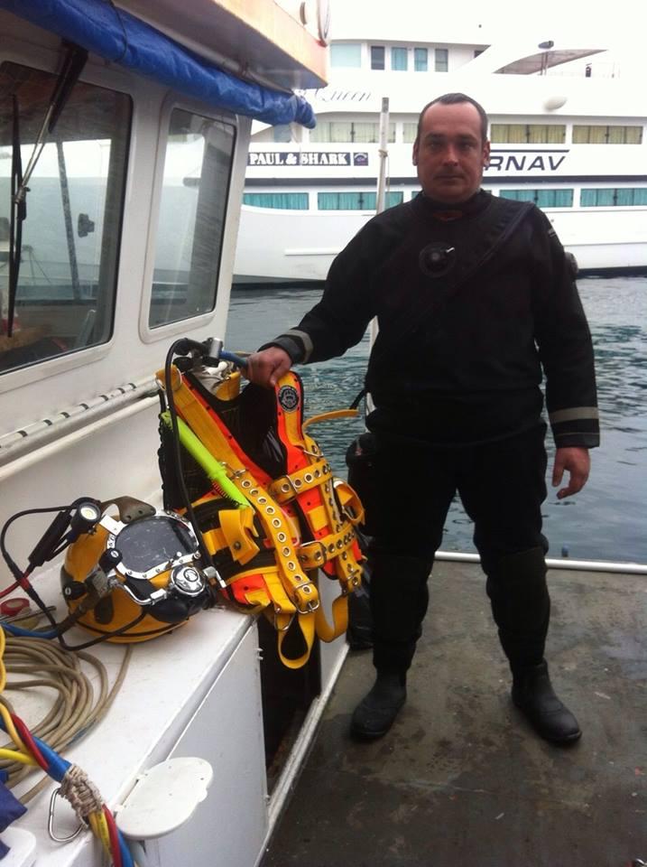 Giovanni Marzo by GRAVITY ZERO Diving TEAM