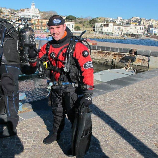 Giuseppe Borrelli by GRAVITY ZERO Diving TEAM