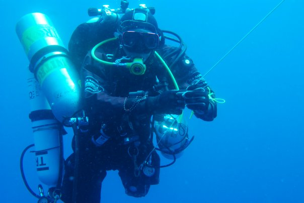 Ivan Incalza by GRAVITY ZERO Diving TEAM