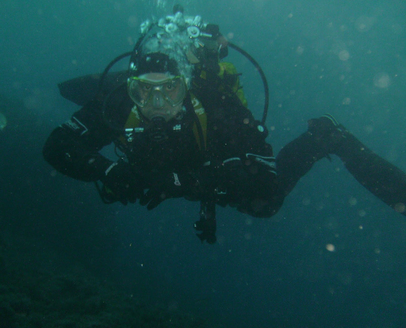Maurizio Babini by GRAVITY ZERO Diving TEAM