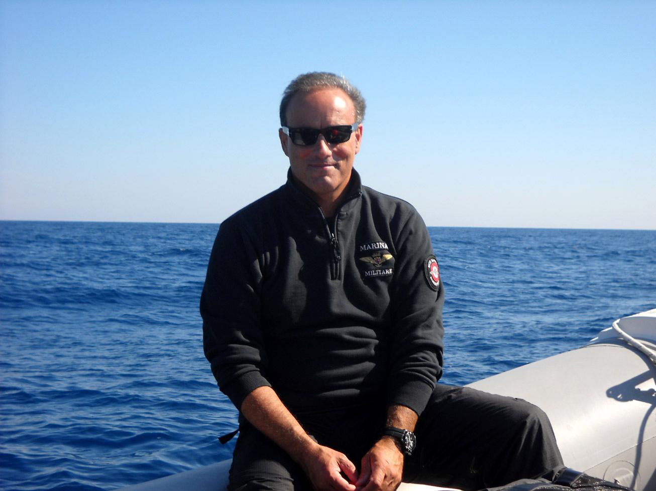 Sommergibile Oceanico Regio Ammiraglio Millo by Pasquale Montilla