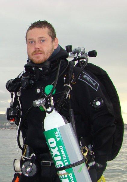 Patrick Rossetti Nivela by GRAVITY ZERO Diving TEAM