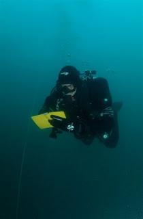 Alessandro Boracina per GRAVITY ZERO Diving TEAM