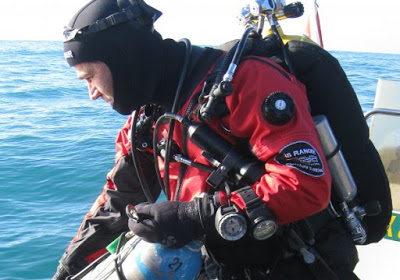Andrea Neri e Gil Consorti per GRAVITY ZERO Diving TEAM