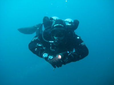 Cesare Ceruti by GRAVITY ZERO Diving TEAM