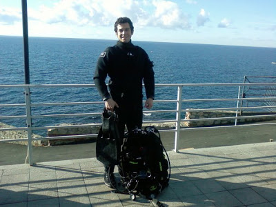 Christian Di Mauro by GRAVITY ZERO Diving TEAM