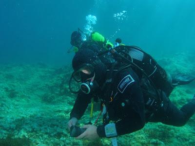 Claudio Costantino by GRAVITY ZERO Diving TEAM