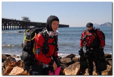 Daniela Capone e Antonio Cuomo by GRAVITY ZERO Diving TEAM