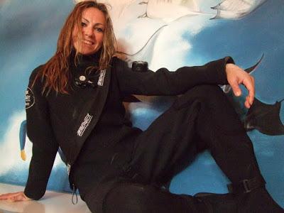 Elisa Gattelli - Testimonial 2009 GRAVITY ZERO