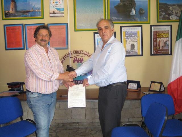 Firmato un protocollo d'intesa fra il Consorzio Universitario di Trapani e il CEDIFOP