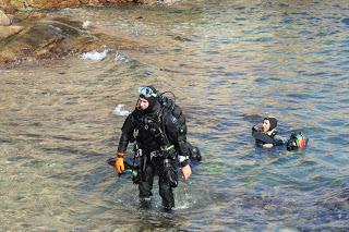 Francesco Cantoni per GRAVITY ZERO Diving TEAM