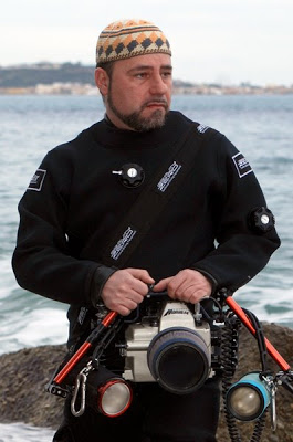 FRANCESCO TURANO entra nel GRAVITY ZERO Diving TEAM