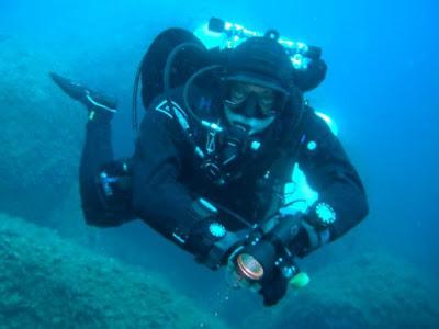Giuseppe Ferdy Miceli by GRAVITY ZERO Diving TEAM