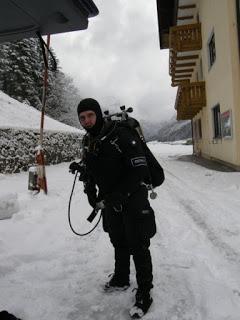GRAVITY ZERO Diving TEAM Repubblica Ceca