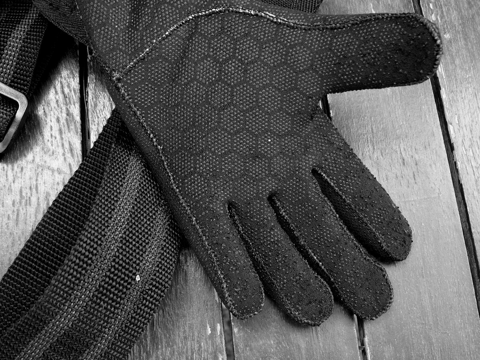 guanti neoprene gravity zero