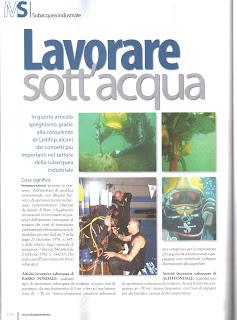 Lavorare sott'acqua di Manos Kouvakis
