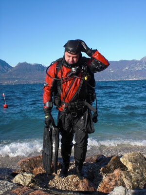 Luca Falamischia by GRAVITY ZERO Diving TEAM