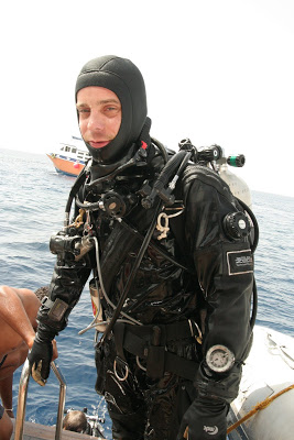 Miroslav Stehno by GRAVITY ZERO Diving TEAM