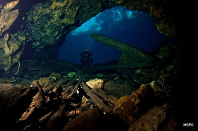 Petr Sebesta a Madison Blue Springs by GRAVITY ZERO Diving TEAM