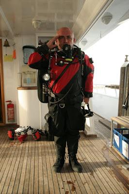 Pietr by GRAVITY ZERO Diving TEAM