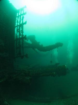 Relitto del DORIS by GRAVITY ZERO Diving TEAM