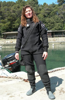 Sonia Biondi by GRAVITY ZERO Diving TEAM