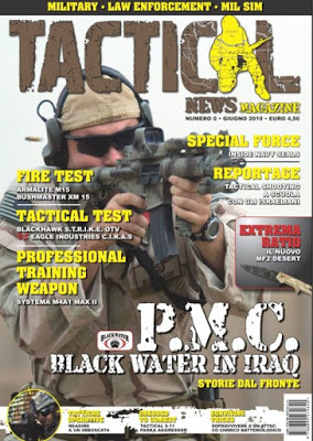 Fabrizio Pirrello per TACTICAL NEWS MAGAZINE