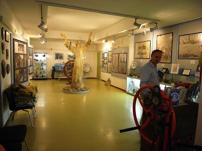 Un'immersione nella storia -  Museo della Subacquea di Fabrizio Pirrello
