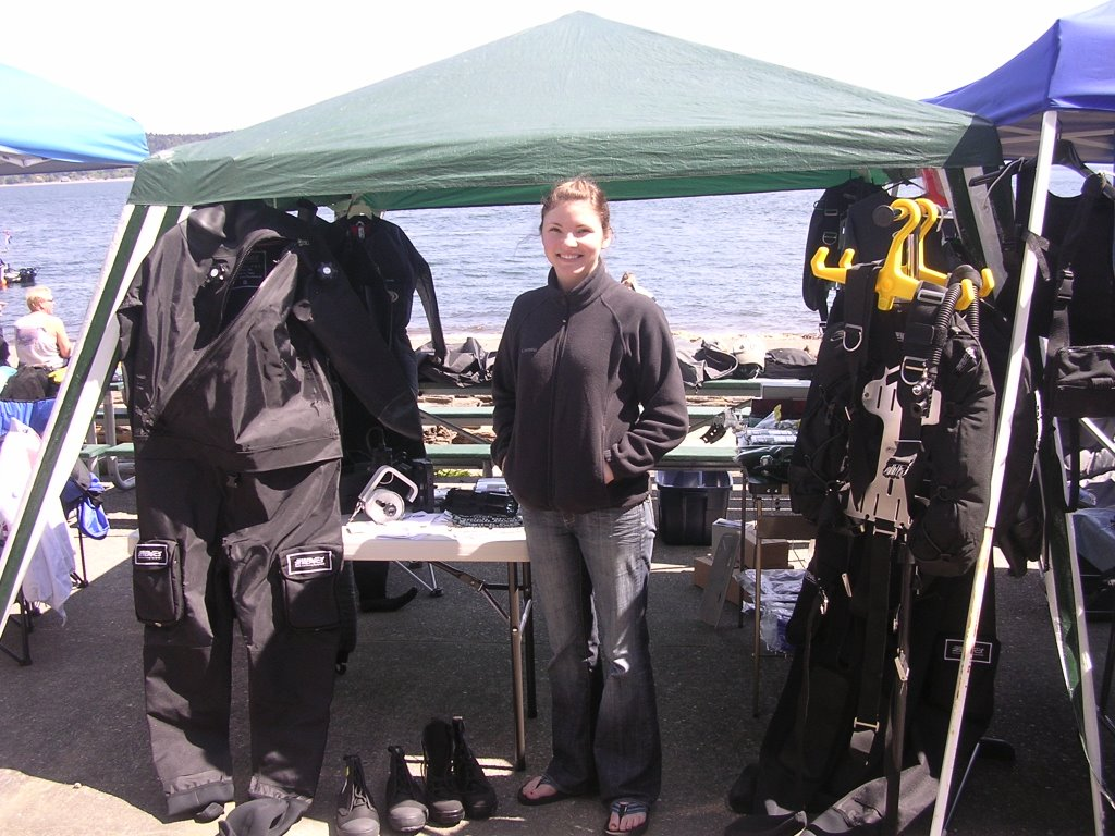 DEMO DAY by SAMISH DIVERS