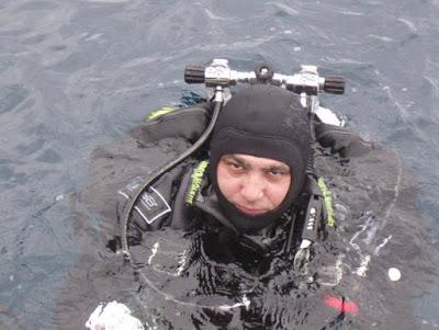 Tony Lombardi by GRAVITY ZERO Diving TEAM