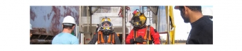 COMMERCIAL DIVING HARNESS